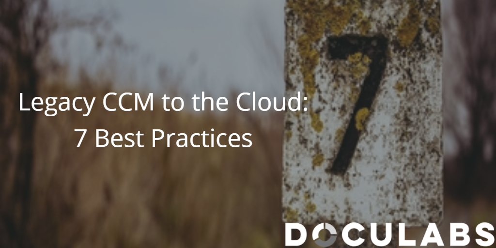 7 Best Practices for Migrating to Cloud-Based CCM: Essential Guidance